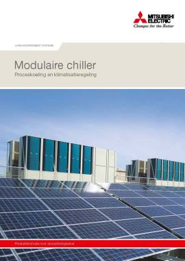Modulaire Chiller